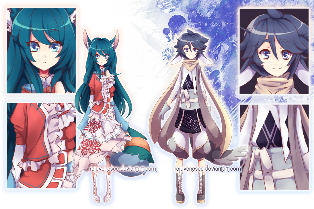 [CLOSED] Adopts Auction 8 and 9 by Rejuvenesce