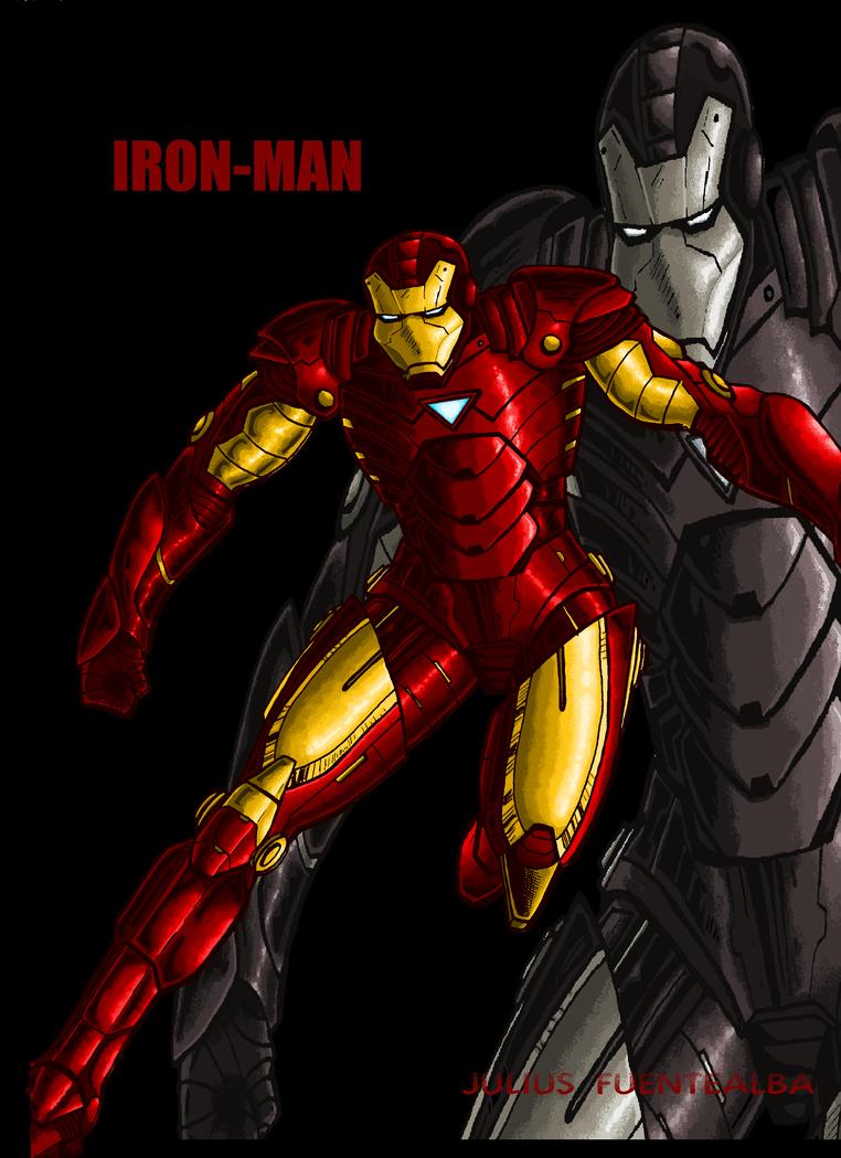 no CharacterDetails iron man