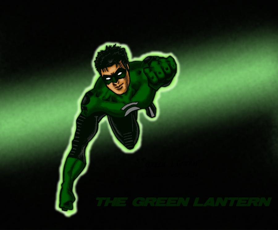 The Green Lantern kyle by JuliusC1224 on DeviantArt
