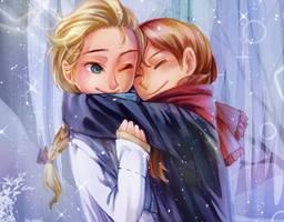 Warm Hug by Tiii13