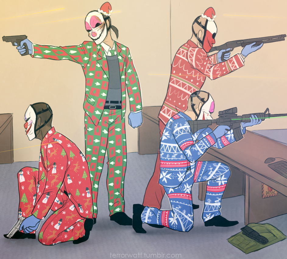 A Merry Heister Christmas By Terrorwatt On DeviantArt