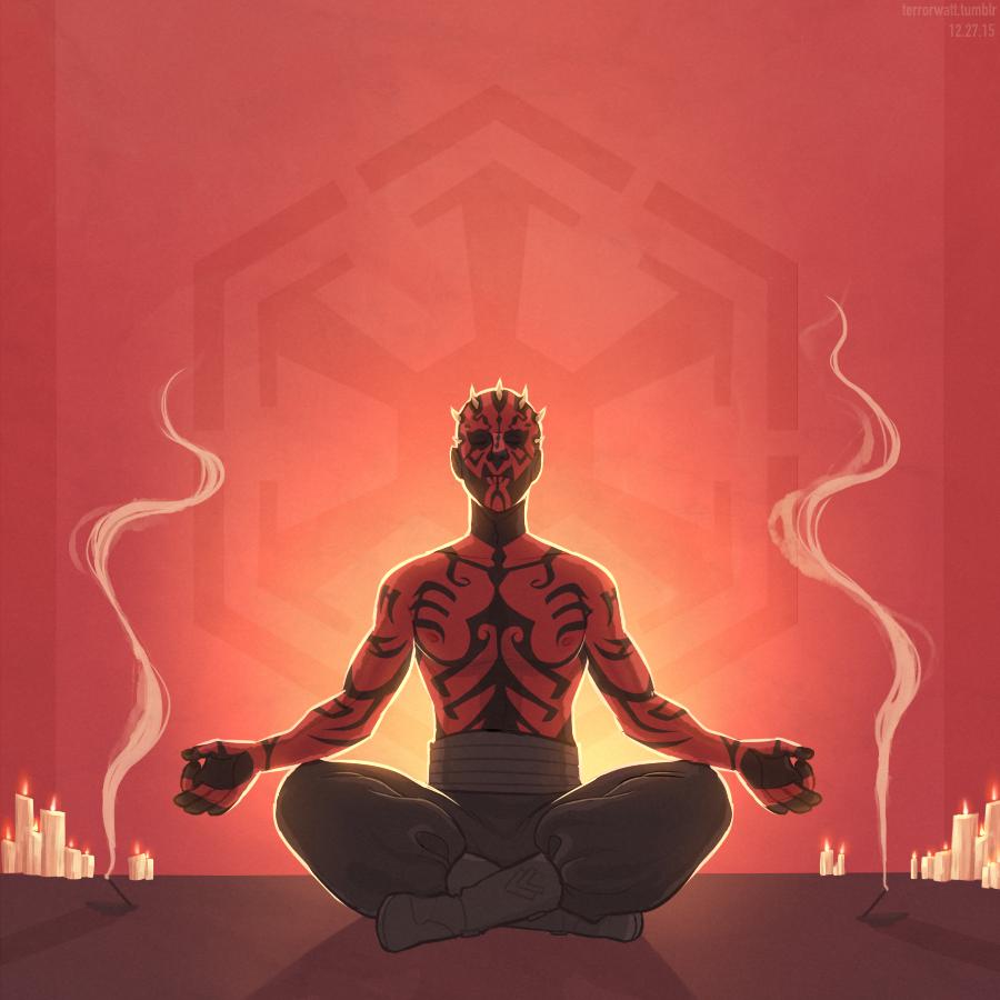 Meditation by vampiriism on DeviantArt