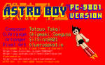 Astro Boy PC-9801 Version (Birthday prototype Eng)