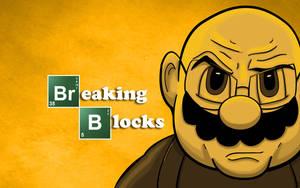 Breaking Blocks Wallpaper by abouelse