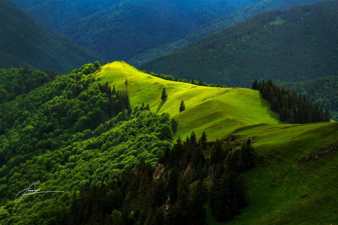 Green Mountain Country
