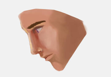 Skin Practice by cosenn