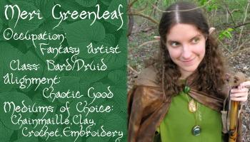 merigreenleaf's Profile Picture