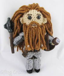 Dwarf Doll - Dungeons and Dragons