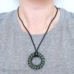 Hula Hoop Necklace
