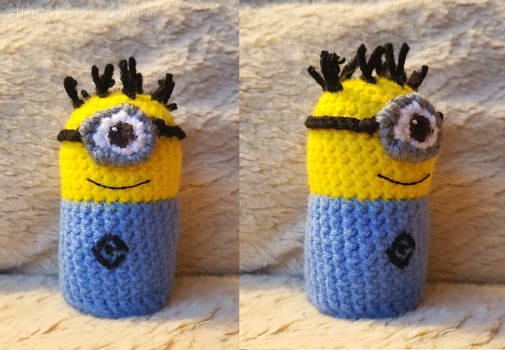 Crochet Minion Plushie