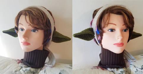 Green Elf Ears
