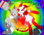 Happy Birthday ShinyEevee