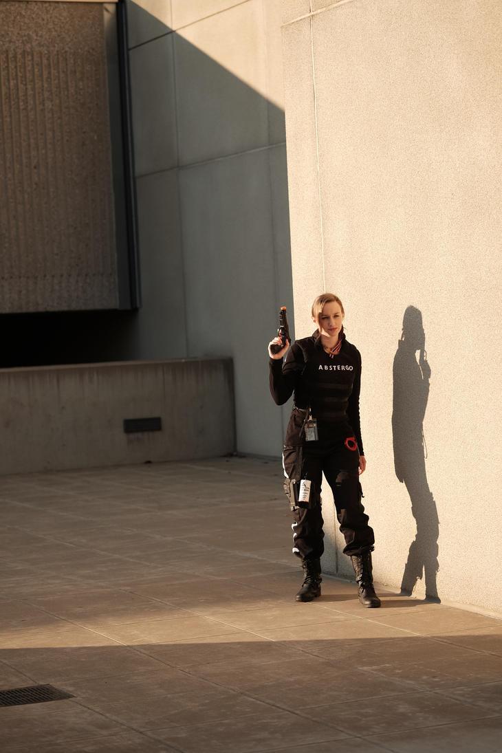Keeping Watch by Punkerdragon