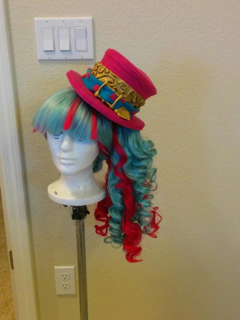 Madeline Hatter wig by Punkerdragon