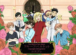 Ouran: Basket Cases