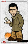 Heroes cards: Sylar