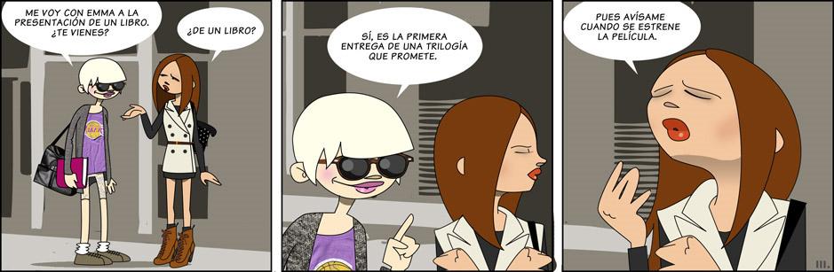 Las Modernas 018 by lllaria