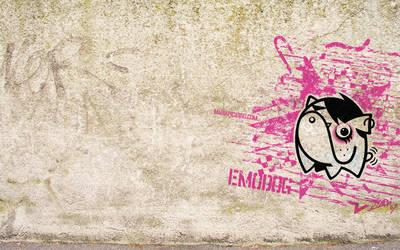 EmoDog Wallpaper