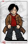 Heroes cards: Peter