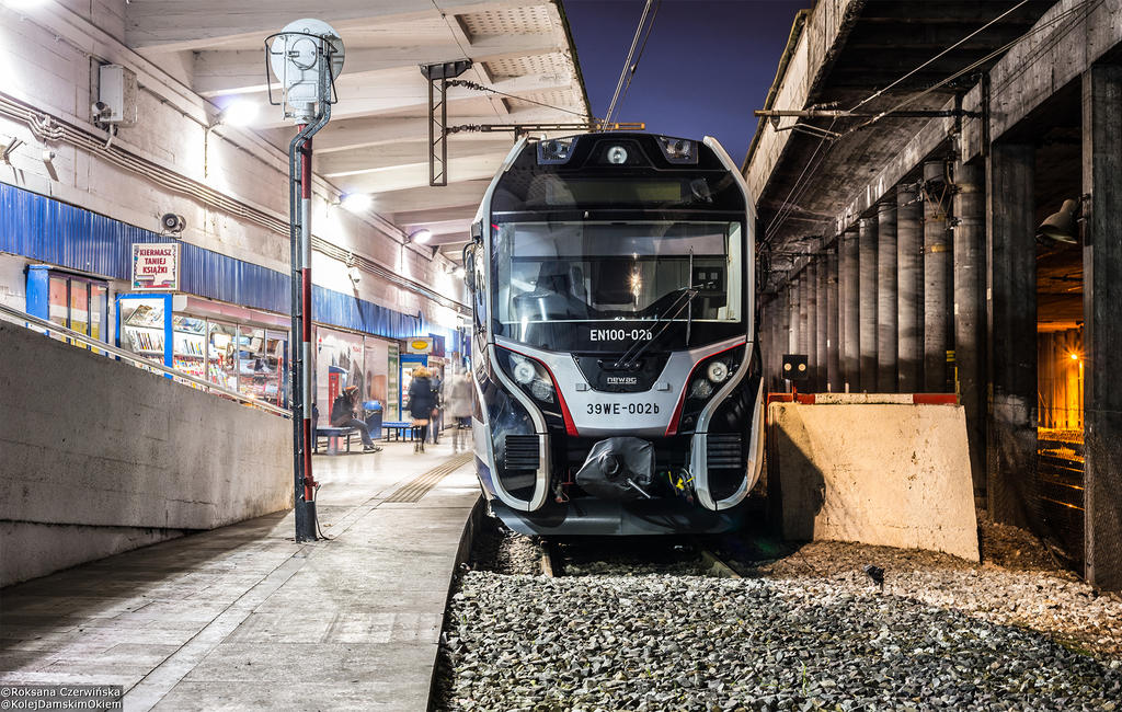 Train Predator by rokicza