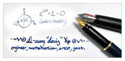 Fountain Pen DevID