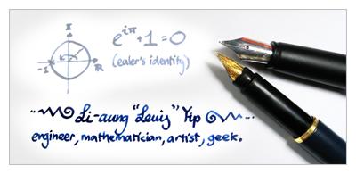 Fountain Pen DevID by littleweseth
