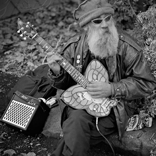 Homeless in Seattle II by serban