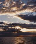 Mamiya Sunset
