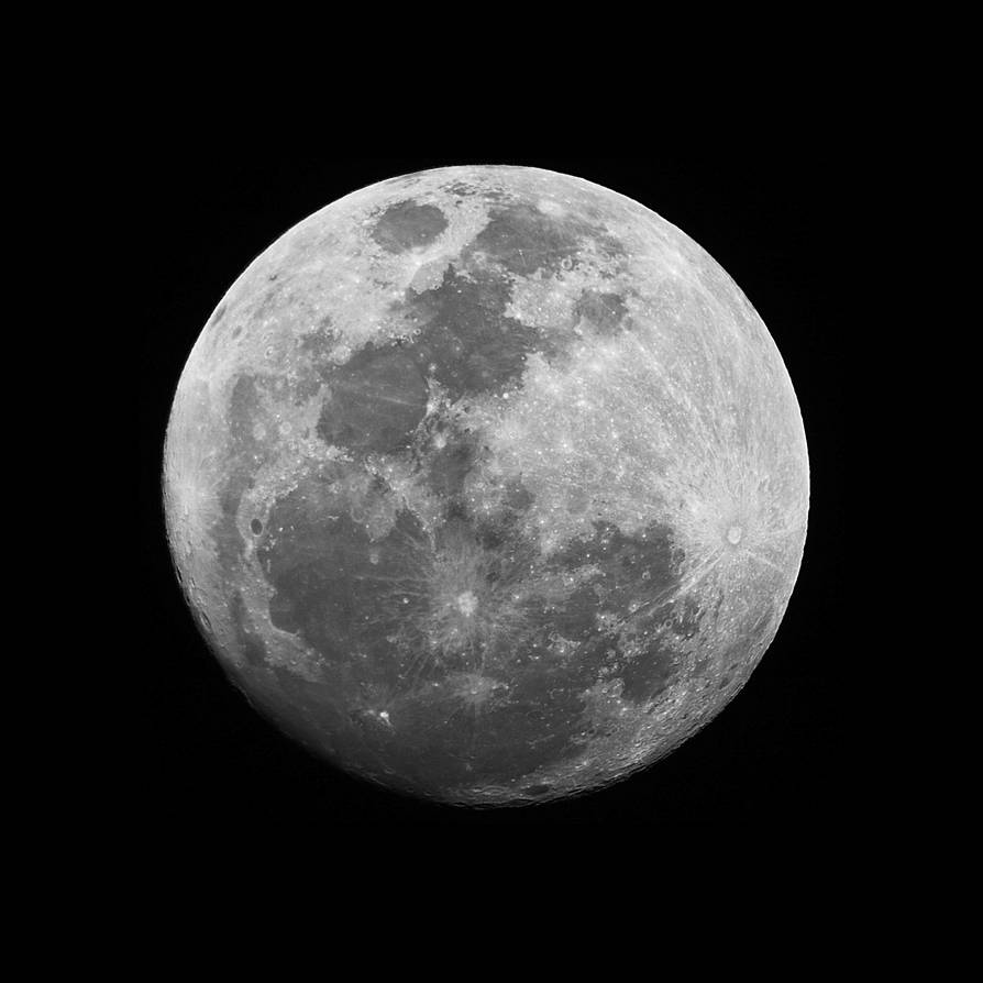 Full Moon New