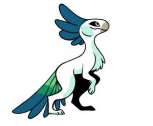 Mochi Raptor Adopt (OPEN)