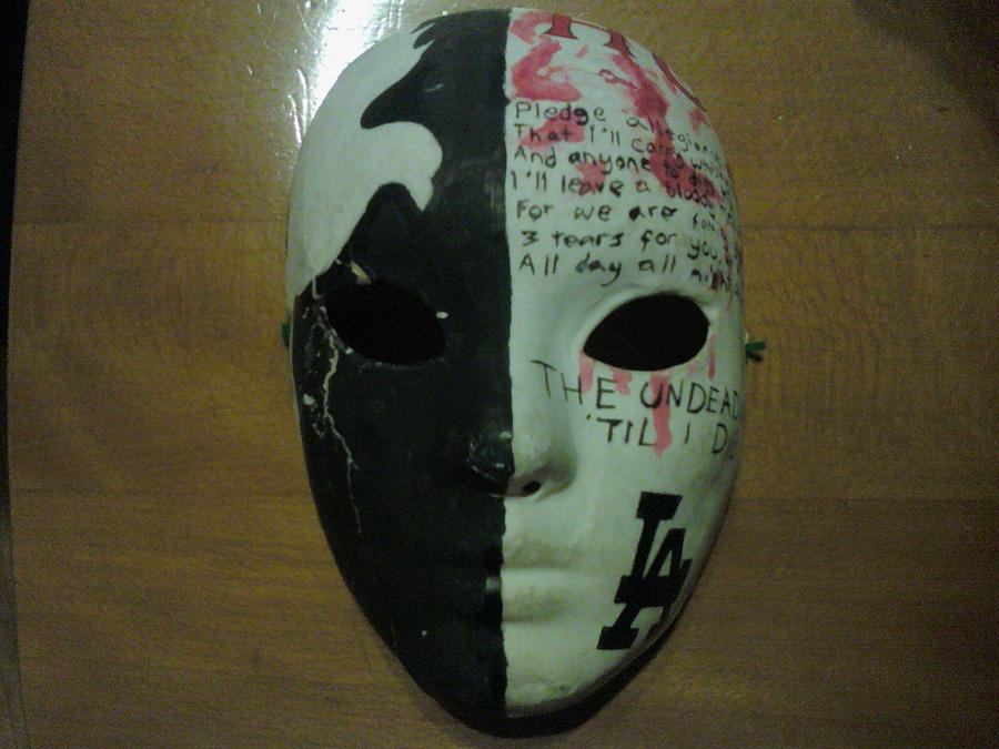 Hollywood Undead Mask 1 By TheoryOfTheGuy
