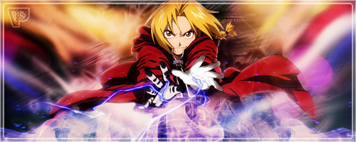 Ed Elric by feverpe