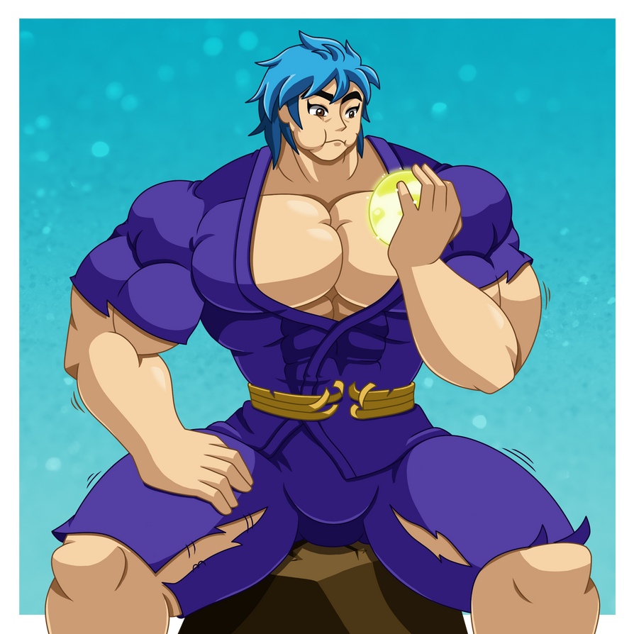 Bubble Fruit/Muscle Growth By Mystery79 On DeviantArt