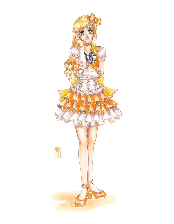 Sailor Lolita: Venus by raspberryMCMLXXXIV