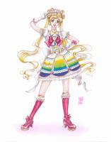 Sailor Lolita: Moon by raspberryMCMLXXXIV