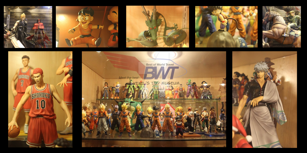 Yexel's Toy Museum by bestofworldtravel