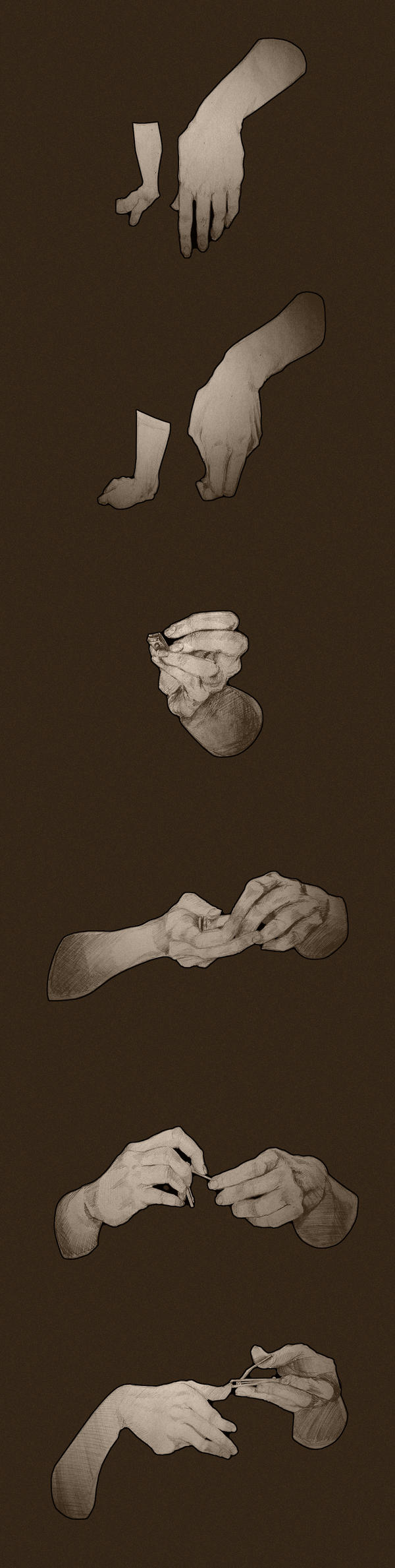 hands by Subishi
