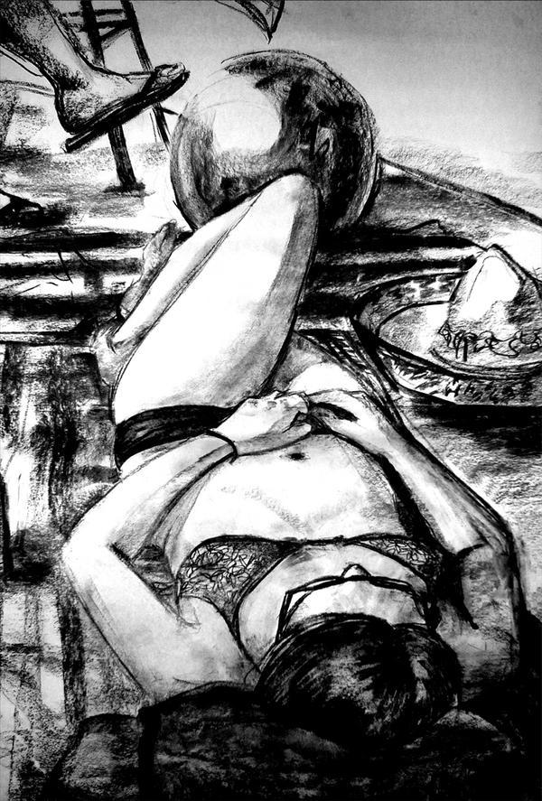 life drawing 16 by Subishi