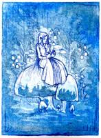 Thumbelina by Subishi