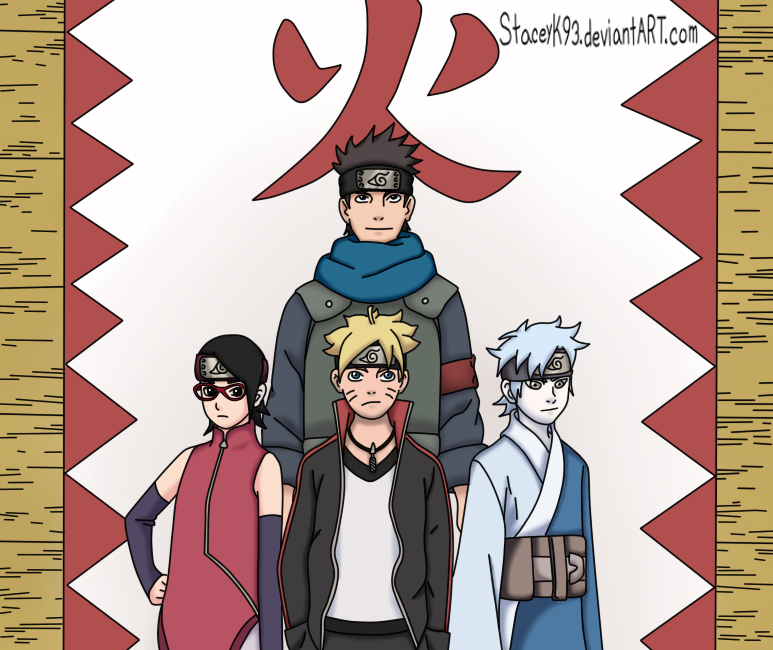 Team Konohamaru by Staceyk93