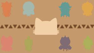 Monster Hunter Palico Wallpaper