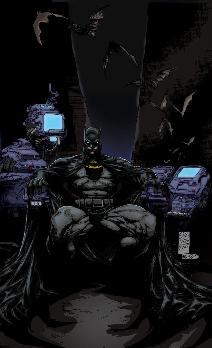 Batman by landau