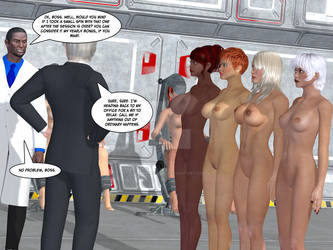 Naughty Nurses - story sample page by NorthernChill