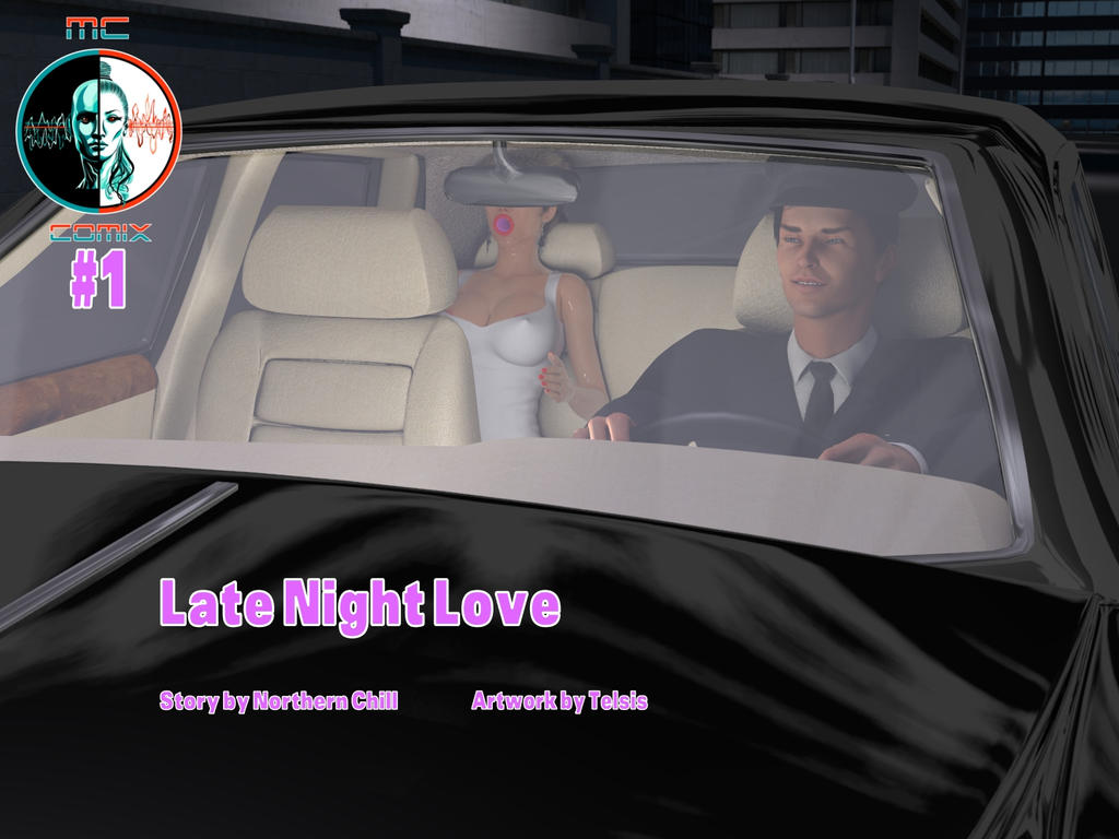 Late Night Love - chapter 1 cover by NorthernChill