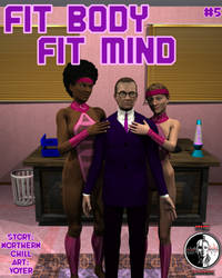 Fit Body, Fit Mind - chapter 5 cover by NorthernChill
