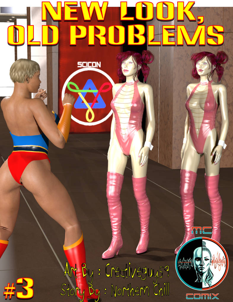 New Look Old Problems - Chapter 3 cover by NorthernChill