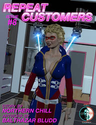 Repeat Customers - chapter 8 cover by NorthernChill