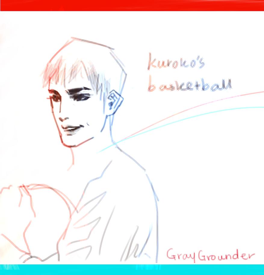 Kuroko no Basket by GrayGrounder