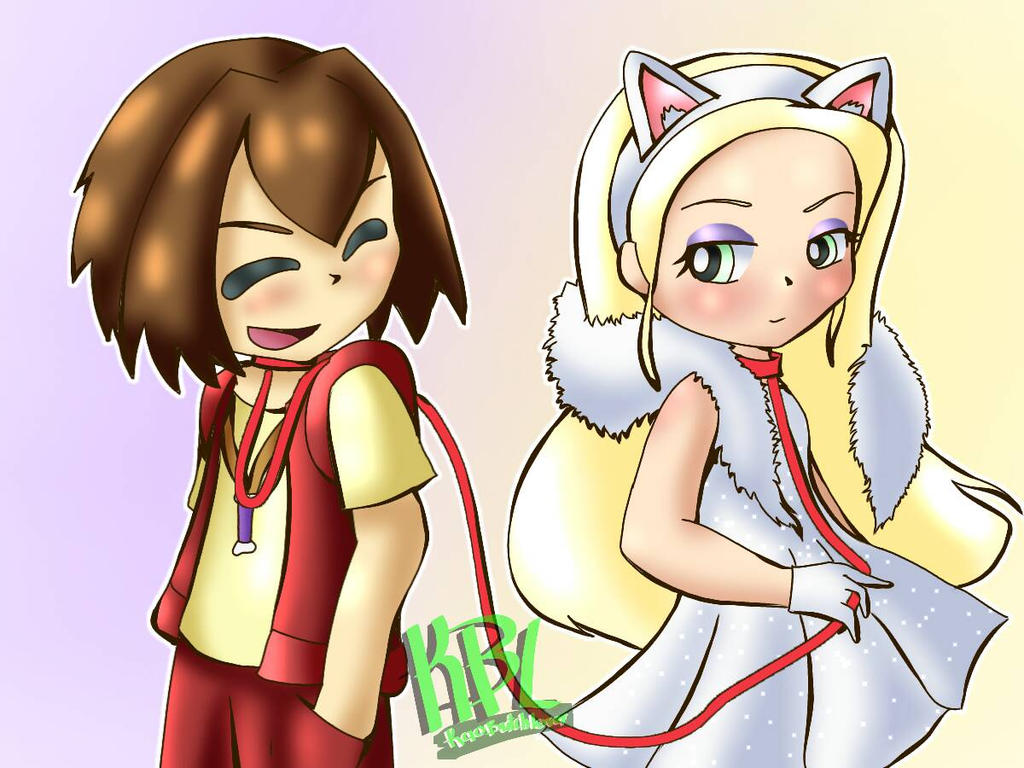 The Red String Of Fate By Kaobutchlover On Deviantart