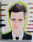 Brendon Urie twitter profile picture
